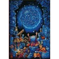 Пазл «Б. Белл «Астрология», 1000 элементов